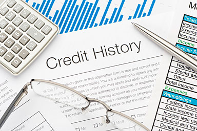 Understand your credit history
