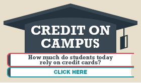 Credit on Campus infographic banner