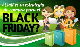 Black friday banner de infografía