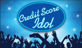 Credit Score Idol infographic banner