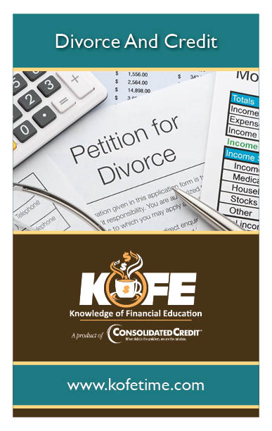 Divorce And Credit