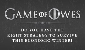 Game of Owes infographic banner