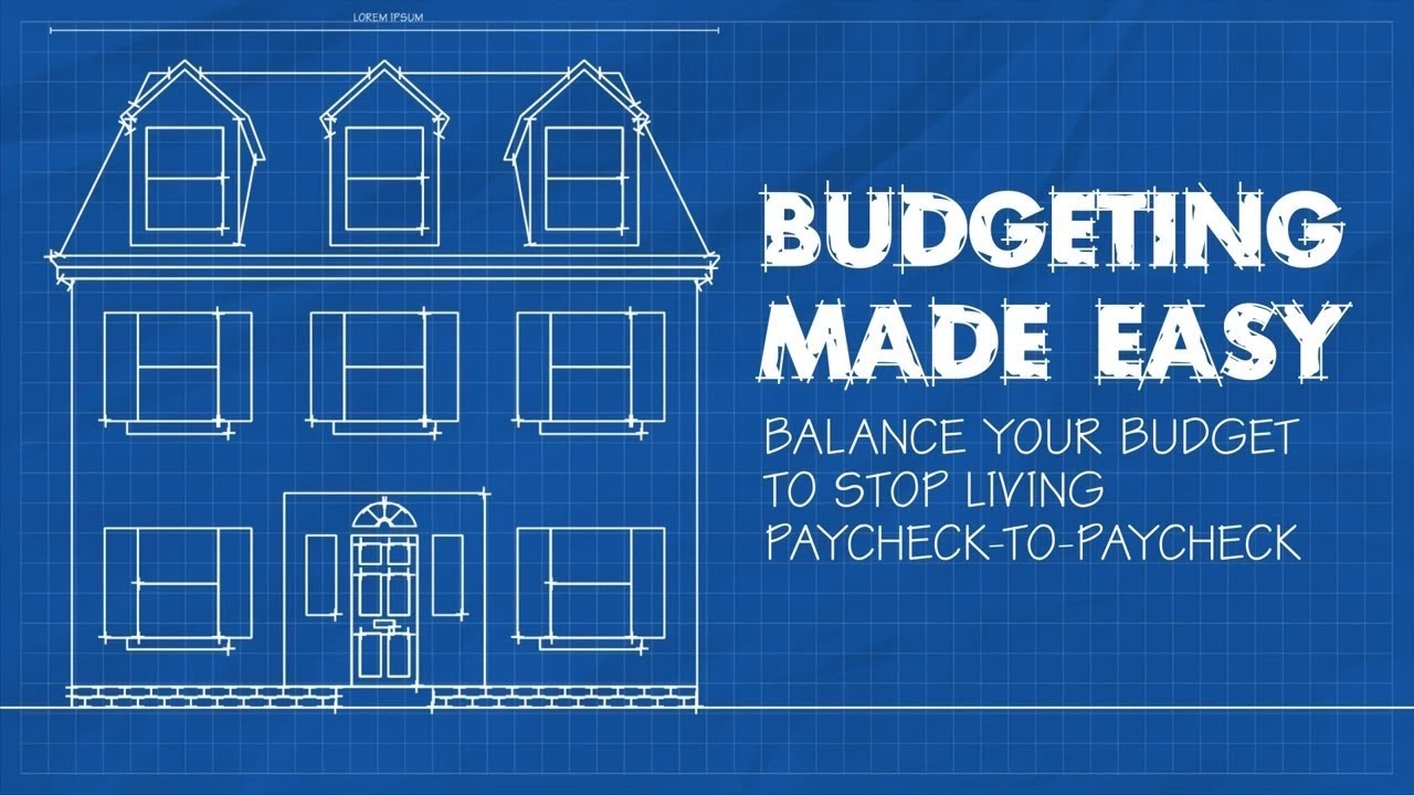 title card: Secret to Maintaining a Balanced Budget