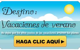 Destino: vacaciones de verano banner de infografía
