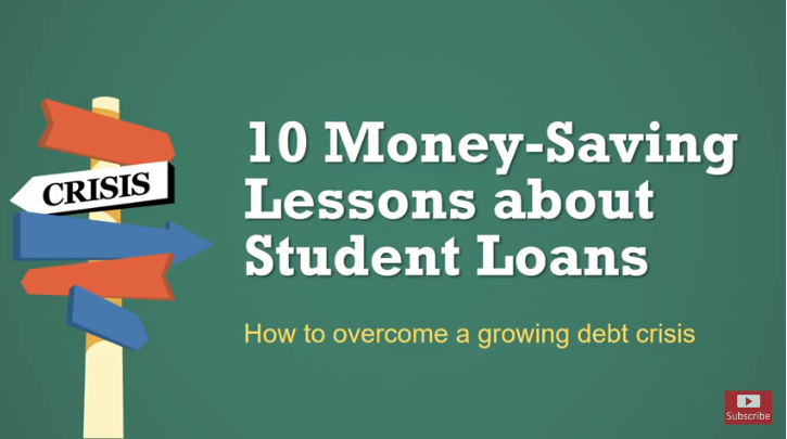 10-Money Saving Lessons about Student Loans