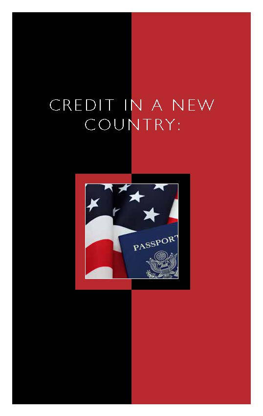 Credit In A New Country