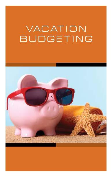 Vacation Budgeting