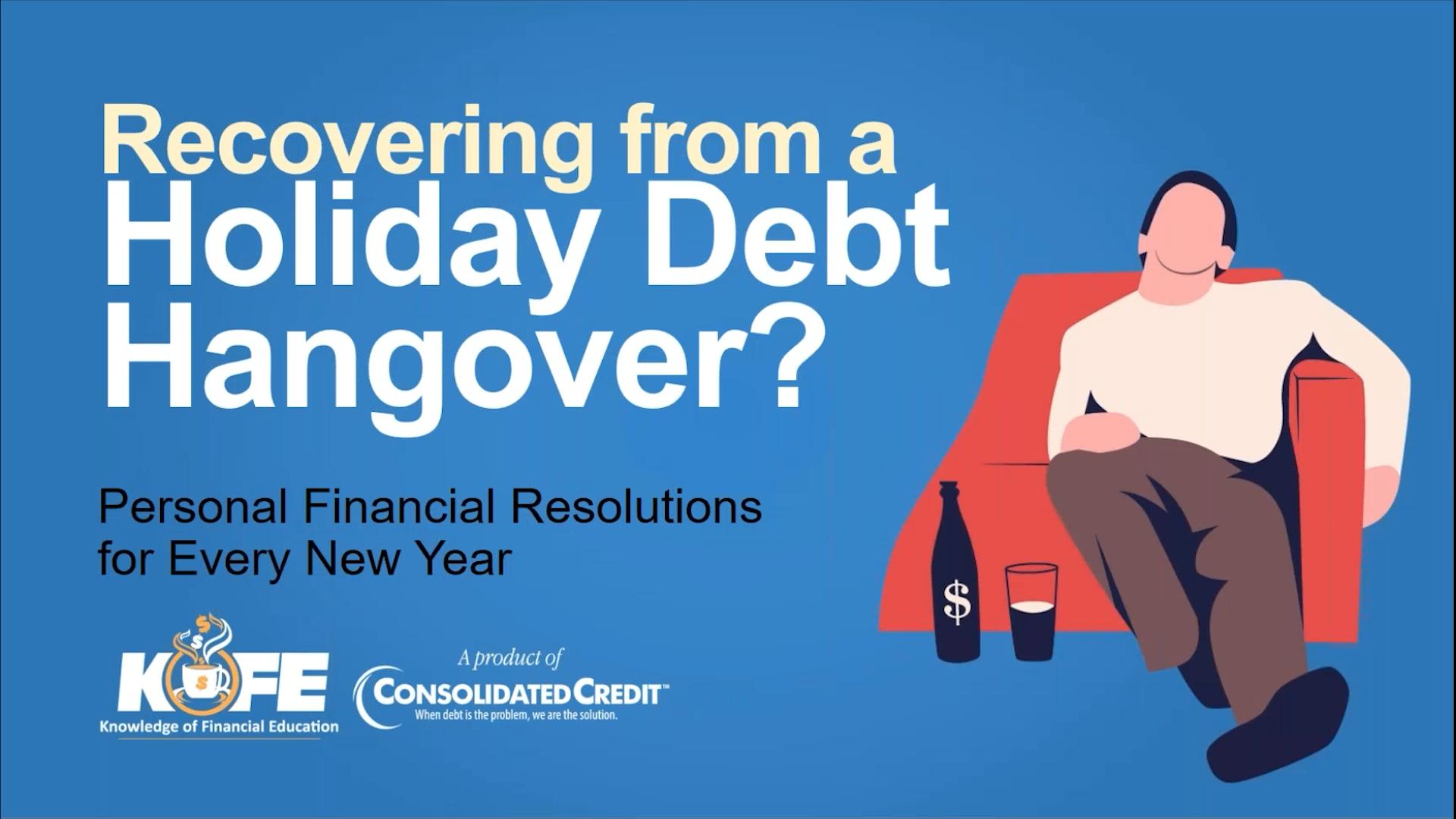 Holiday Debt Hangover Thumbnail