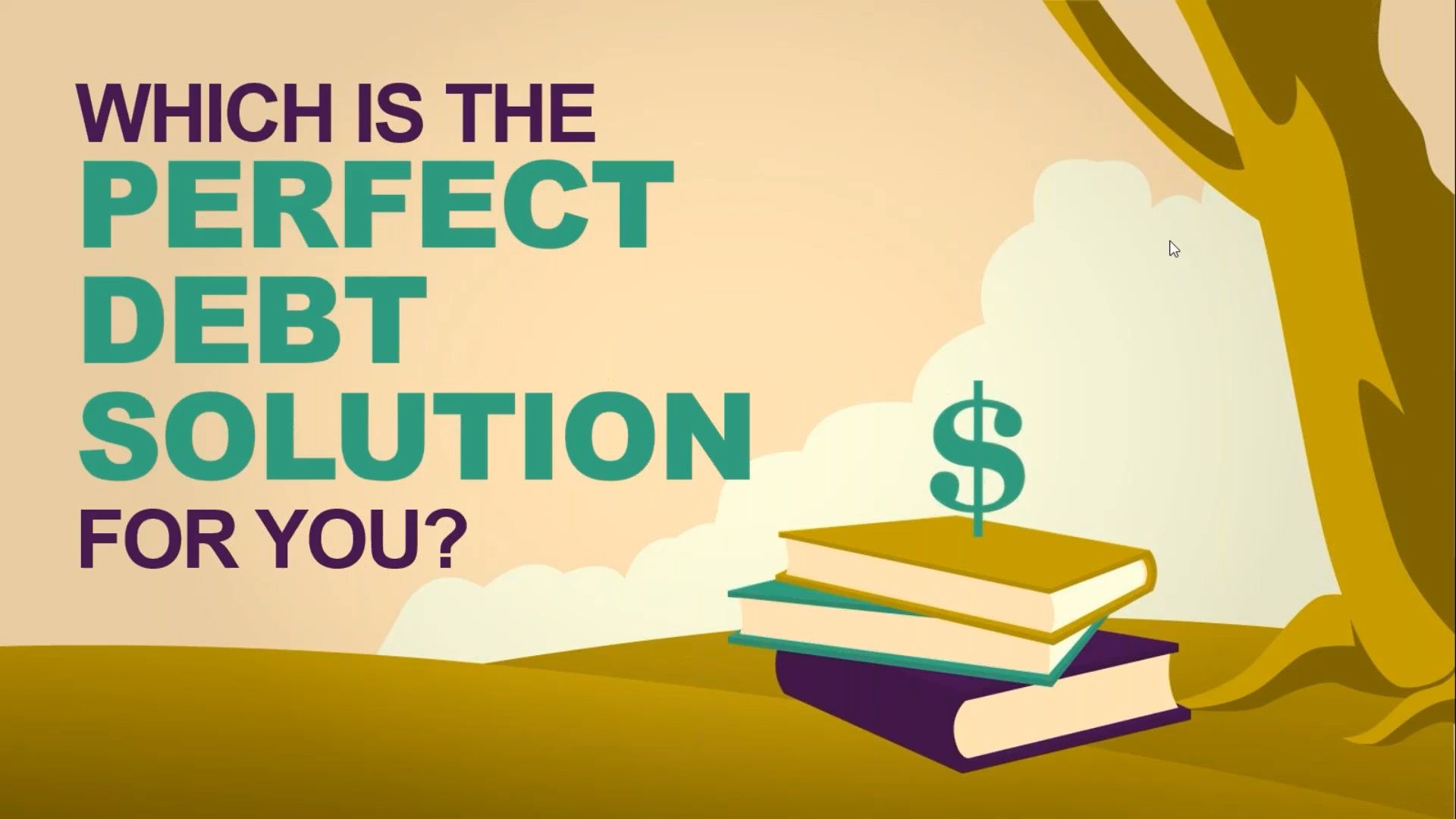 Which is the Perfect Debt Solution for you