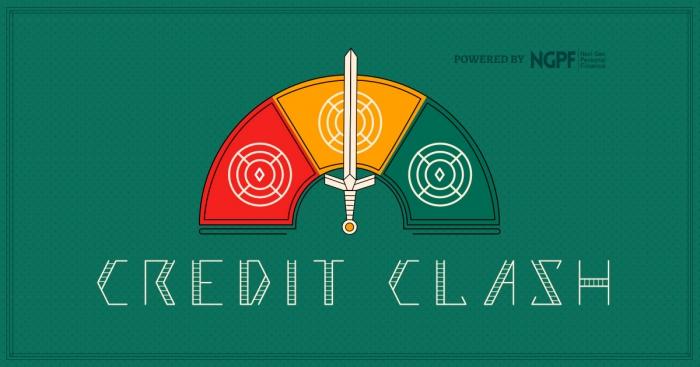 Credit Clash