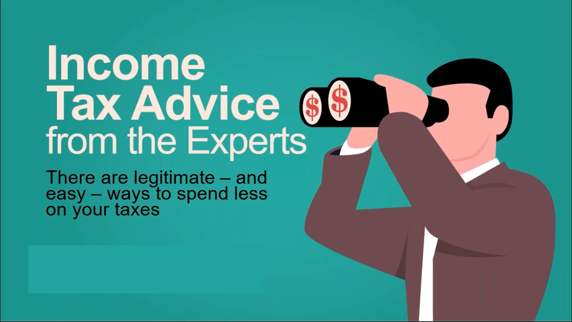 Income Tax Advice from the Experts