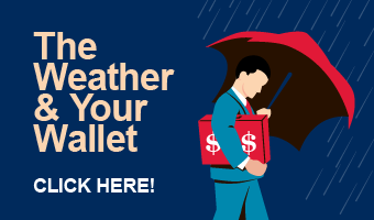 The Weather & Your Wallet