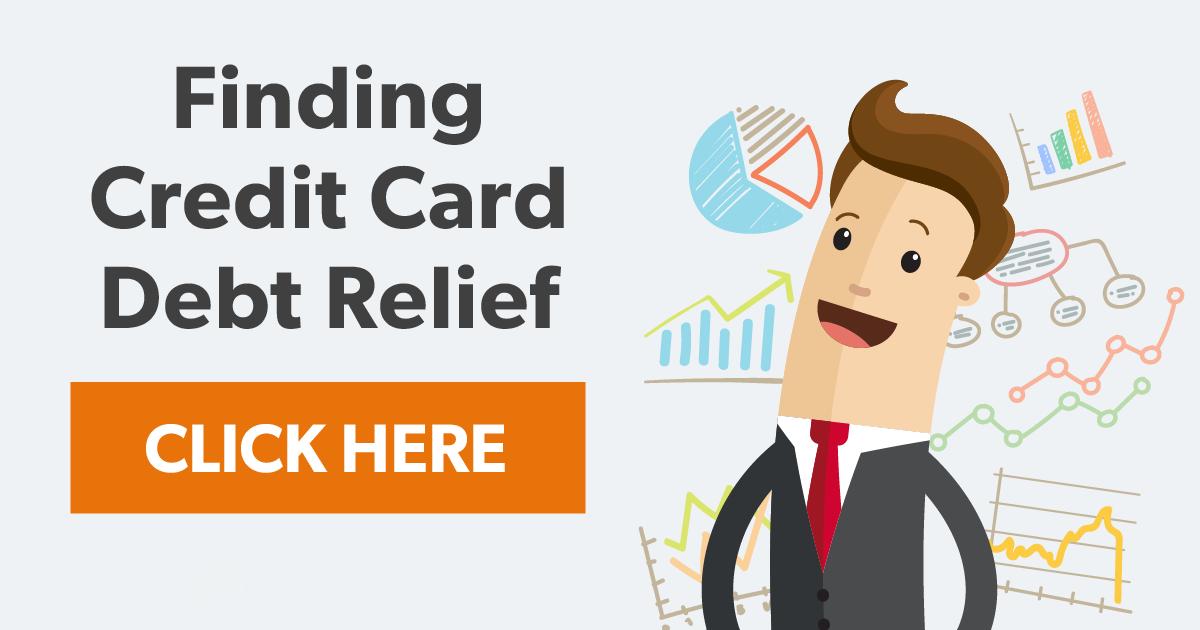 Finding Credit Card Debt Relief