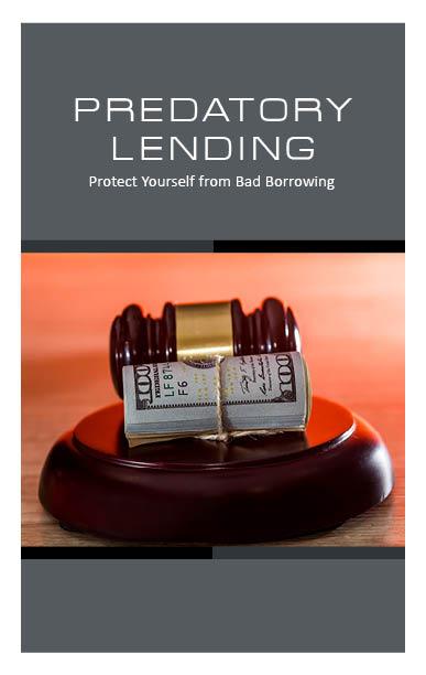 Predatory Lending