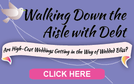 Walking Down the Aisle with Debt