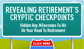 Revealing retirement's cryptic checkpoints